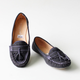 Jual Gratica Loafers Is09 Hitam Branded Original