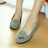 Toko Gratica Sepatu Flat Flatshoes Laser Gray Nfz 14 Lengkap Jawa Barat