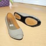 Harga Gratica Sepatu Flat Flatshoes Laser Gray Nfz 42 Original
