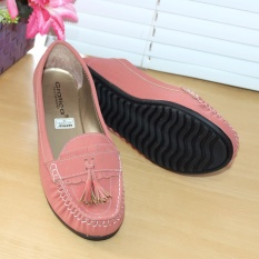 Gratica Sepatu Flat Flatshoes Laser Salem NFZ-09is