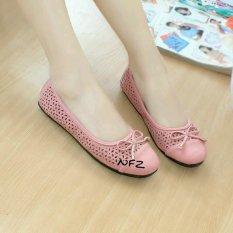 Gratica Sepatu Flat Flatshoes Laser Salem Nfz 22 Murah