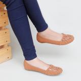 Diskon Gratica Sepatu Flat Shoes 074Dd Tan Jawa Barat