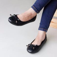 Diskon Gratica Sepatu Flat Shoes Al19 Hitam Gratica Jawa Barat