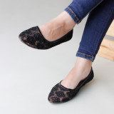 Harga Gratica Sepatu Flat Shoes B05Kb Hitam Origin
