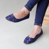 Iklan Gratica Sepatu Flat Shoes B05Kb Navy