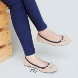 Jual Gratica Sepatu Flat Shoes Bd09Pu Cream Gratica Ori