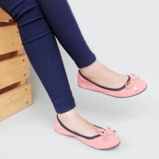 Miliki Segera Gratica Sepatu Flat Shoes Bd09Pu Salem