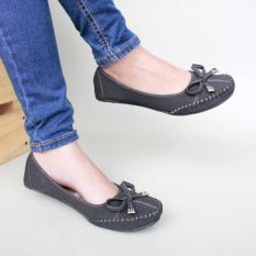 Gratica Sepatu Flat Shoes Dr51 Hitam Promo Beli 1 Gratis 1