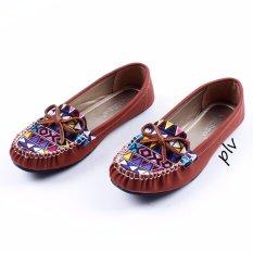 Pusat Jual Beli Gratica Sepatu Flat Shoes Etnik Rj43 Bata Indonesia