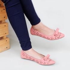 Jual Gratica Sepatu Flat Shoes Laser Am49 Salem Gratica Grosir