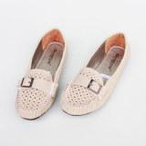 Jual Beli Gratica Sepatu Flat Shoes Rj56 Cream Jawa Barat