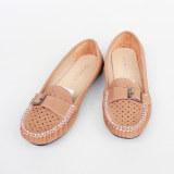 Review Gratica Sepatu Flat Shoes Rj56 Mocca Indonesia