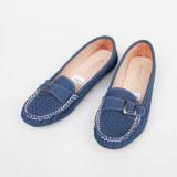 Jual Gratica Sepatu Flat Shoes Rj56 Navy Termurah