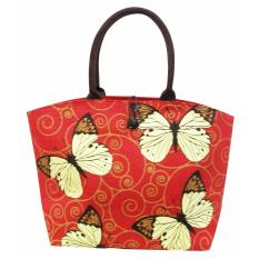 Green3R Tas Karung Goni Natural Tote Bag T530 – Tas Belanja Wanita