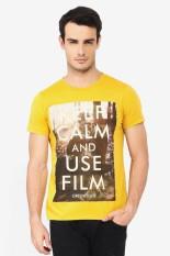Spesifikasi Greenlight Men Tshirt Yellow Diskon Discount Murah Bazaar Baju Celana Fashion Brand Branded Online
