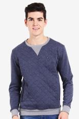 Greenlight Pakaian Hoodie & Sweatshirt Pria Men Jacket Blue Diskon discount murah bazaar baju celana fashion brand branded