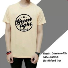 GRLT Kaos Greenlight Distro Bm Bandung Original
