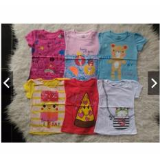 Grosir Kaos Anak Baby Victory Lusinan Size 1y,2y,3y