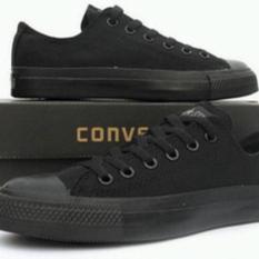 Grosir Sepatu Converse All Star Hitam Full - Iefkvn