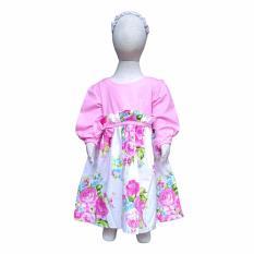 Grow Baju Gaun Gamis Anak Muslimah Sweete ( Grow Children's Dress Sweete )