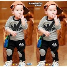 GSD-Stelan Baju Anak/Baju Anak Cowok/Baju Anak Anak/Baju Casual Anak/Set Didas Kid