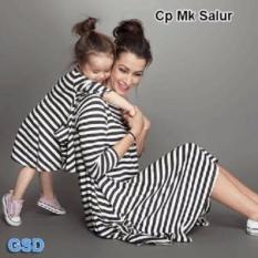 GSD - Couple Dress Ibu dan Anak - Cp Mk Salur