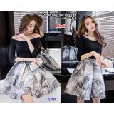 Harga Gsd Baju Wanita Baju Pesta Baju Cewek Dress Casual Wanita Dress Pesta Sabrina Fuji Lengkap