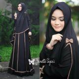 Spesifikasi Gsd Baju Gamis Baju Wanita Dress Muslim Baju Syari Maxi Dress Hijab Netta Lengkap