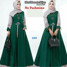 GSD - Baju Gamis Syari / Baju Muslim / Maxi Natali