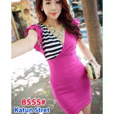 Spesifikasi Gsd Mini Dress 8555 Pink Gsd
