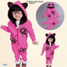 Jual Gsd Jaket Anak Baju Anak Cewek Baju Anak St Jaket Cat Fanta Gsd Online