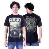 Review Gshop Ggt 0795 Kaos Lengan Pendek Pria Cotton Combad Simple Dan Keren Black