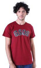 Gshop GUM 0475 Kaos Oblong Pria Cotton Combed Bagus (Abu-abu)IDR91583. Rp 91.583