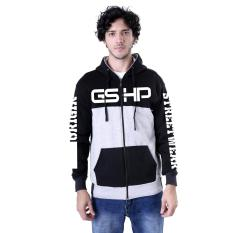 GShop Street Week Zipper Hoodie Distro JAK1289