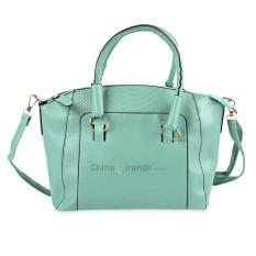 Guapabien Sweet Animal Patchwork Business Party Handbag Shoulder Messenger Smile Face Bag for Lady - intl