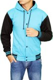 Spesifikasi Gudang Fashion Baseball Jacket Mens Outerwear Biru Gudang Fashion