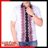 Harga Gudang Fashion Batik Pendek Terbaru Putih Yg Bagus
