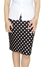 Spesifikasi Gudang Fashion Bawahan Rok Kerja Wanita Hitam Gudang Fashion