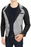 Toko Gudang Fashion Blazer Jeans Pria Abu Kombinasi Gudang Fashion Online