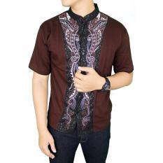 Spesifikasi Gudang Fashion Busana Muslim Pria Coklat Tua Dan Harga