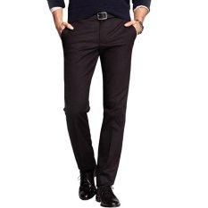 Gudang Fashion - Celana Formal - Hitam