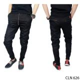 Spesifikasi Gudang Fashion Celana Jogger Fashion Pria Hitam Dan Harga