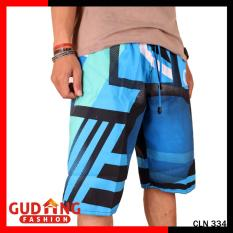 Gudang Fashion - Celana Pendek Pria Santai - Kombinasi Warna