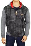 Spesifikasi Gudang Fashion Jaket Hoodie Keren Abu Abu Murah