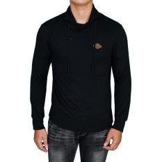 Spesifikasi Gudang Fashion Jaket Sweater Keren Hitam