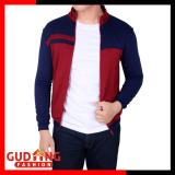 Beli Gudang Fashion Jaket Training Olahraga Maroon Navy Gudang Fashion Murah