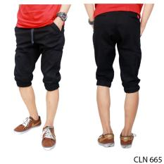 Harga Gudang Fashion Jogger Pants Pria Simple Elegan Hitam Gudang Fashion Banten
