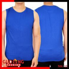 Gudang Fashion - Kaos Dalaman Singlet Pria - Aneka Warna