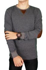 Gudang Fashion - Kaos Panjang Modern - Abu