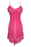 Beli Gudang Fashion Lingerie Perempuan Dewasa Pink Yang Bagus
